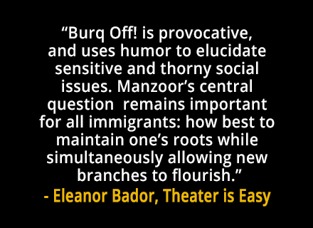 Eleanor Bador, Theater is Easy