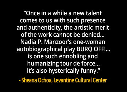 Sheana Ochoa, Levantine Cultural Center