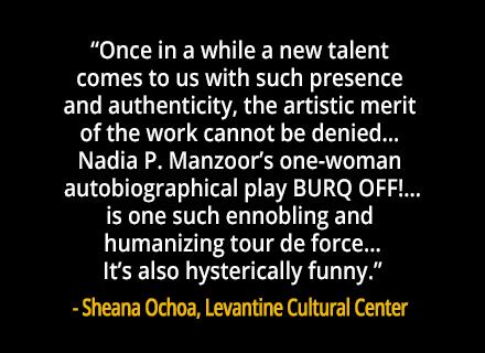 Sheana Ochoa, Levantine Cultural Center
