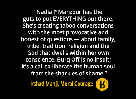 Testimonial - Moral Courage