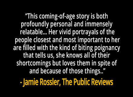 Jamie Rossler, The Public Reviews