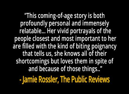Jamie Rossler, The Public Reviews
