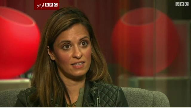 BBC UK URDU channel interview in urdu